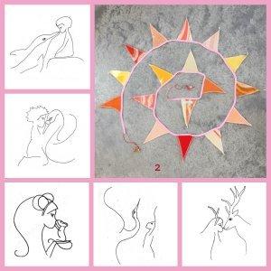 Workshop (Kerst)hangers maken, Studio VieJaLee!